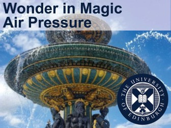 Wonder in Magic  - Air Pressure