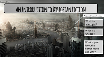 Dystopian Fiction: Zombies