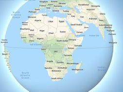 IB Geography - Disparities