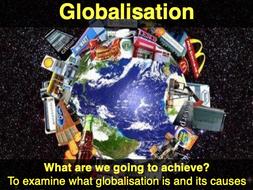 GCSE/IGCSE Geography - Globalisation and TNCs