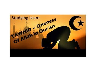 TAWHID - Oneness of Allah in the Qur'an AQA