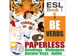 Paperless ESL Readings & Exercises Book 1-1 by
