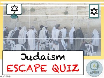 Judaism RE Quiz