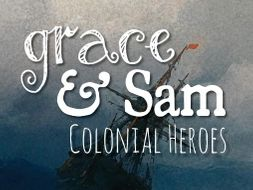 Colonial Heroes Resource Bundle