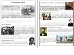 African american history the rise and fall of slavery reading african american history the rise and fall of slavery reading comprehension ibookread PDF