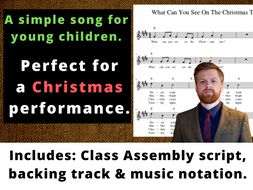 Christmas Song & Class Assembly Ideas