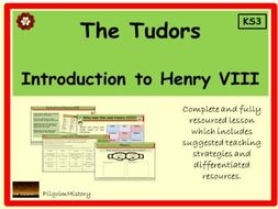 Henry VIII introduction