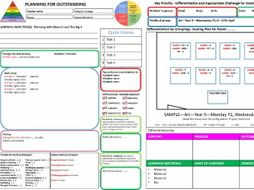 Sample lesson plan templates awesome #487226585086 – outstanding.