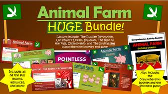Animal Farm Huge Bundle!