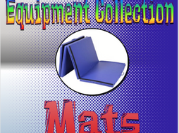 PE Equipment Collection Mats