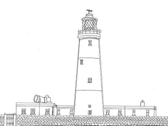 Safety at Sea: Lighthouse