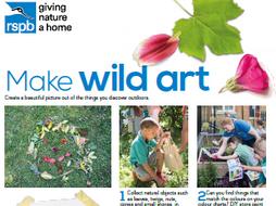 Make wild art