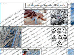 Environmental Impacts of Polymers