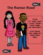 Bible Study: Roman Road to Salvation