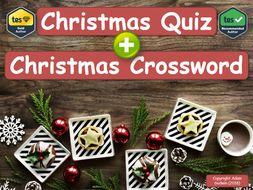 Business Studies Christmas Quiz & Crossword Pack!