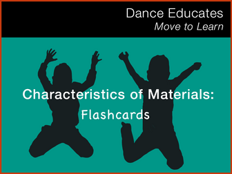 Science: Characteristics of Materials - Flashcards