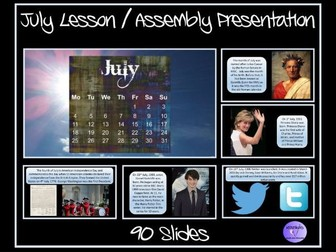 July Presentation