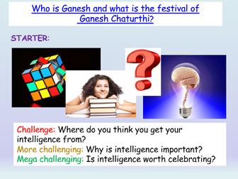 Hinduism Ganesh / Ganesha