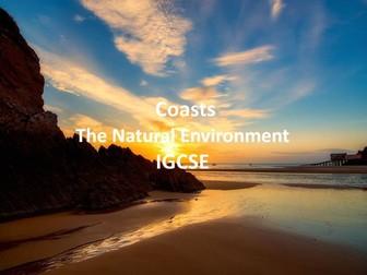 IGCSE The Natural Environment - Coasts