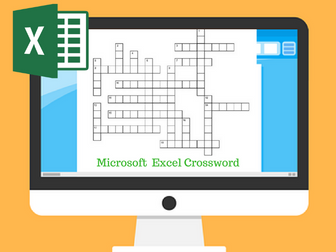 Microsoft Excel Crossword Puzzle