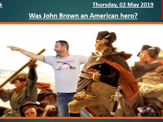 John Brown - Harpers Ferry