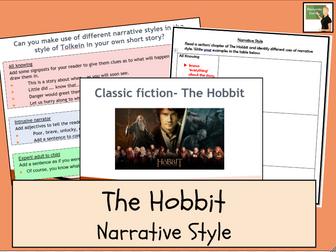 English- Narrative Style- The Hobbit