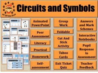 Current Electricity-Circuits and Symbols KS3