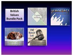 British Values Pack