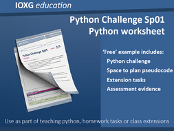 Python Challenge Sp01