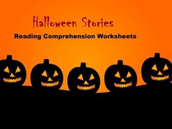 Halloween Stories - Reading Comprehension Worksheets