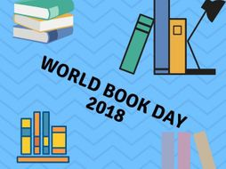 World Book Day 2018 (WBD) - Powerpoint Presentation - Assembly - In class