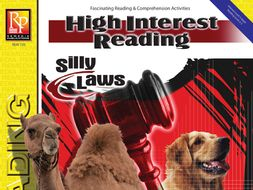 Sill Laws: High-Interest Reading