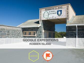 Robben Island #GoogleExpeditions Lesson