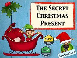 christmas poetry ideas the secret christmas present a list poem - Christmas Poetry