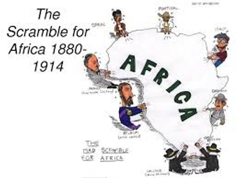 Migration, Empire and people AQA History The Scramble for Africa