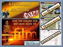 Movie and Film Quiz