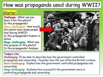 Propaganda WWII