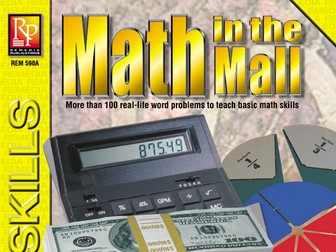 Math in the Mall: Practical Practice Math