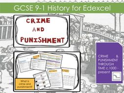 Lesson 1 Crime and Punishment Edexcel 9-1 GCSE