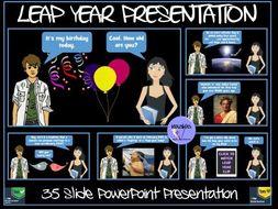 Leap Year Presentation