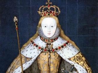 Edexcel: Elizabeth - Francis Drake
