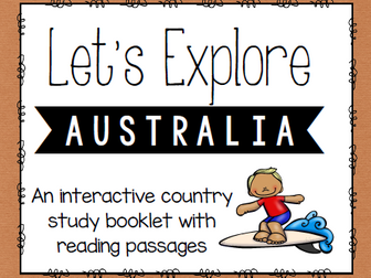 Country Study - Australia