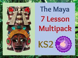 The Mayans 7 Lesson Multipack + additional WOW Morning Carousel!