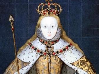 Edexcel: The Virgin Queen
