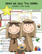 Advent and Jesse Tree Activities to Celebrate Christmas