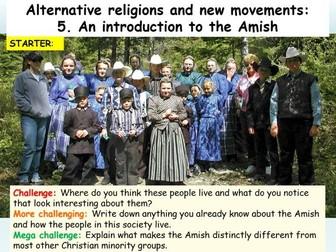 Amish : Introduction