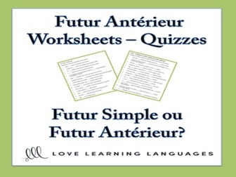 Gcse french futur ant rieur video lesson and resource for Future interieur