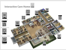 Health and Social Care - Interactive Care Home