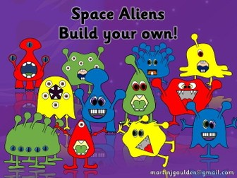 Create Your Own Aliens
