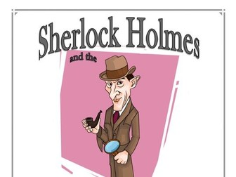 Sherlock Holmes and the mystery of the Aquila Diamond - A Victorian detective parody